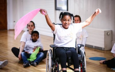 This London Dance Studio Proves Children With Disabilities Can Do Ballet